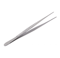 Tissue pliers, DE BAKEY, 2,0 mm, 16 cm