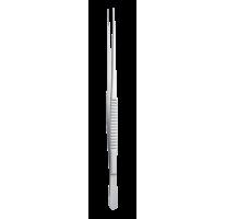 Micro-pliers DE BAKEY, 15 cm, 1,2 mm