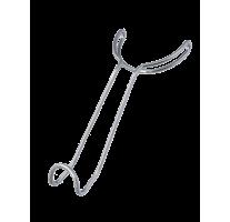 Vestibulum-Sternberg retraktor, BRANEMARK, 18cm
