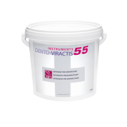 Pre-disinfection enzymatic powder