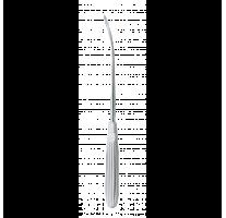 Zygomatic arch awl Obwegeser