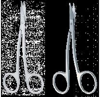 Gum scissors La-Grange